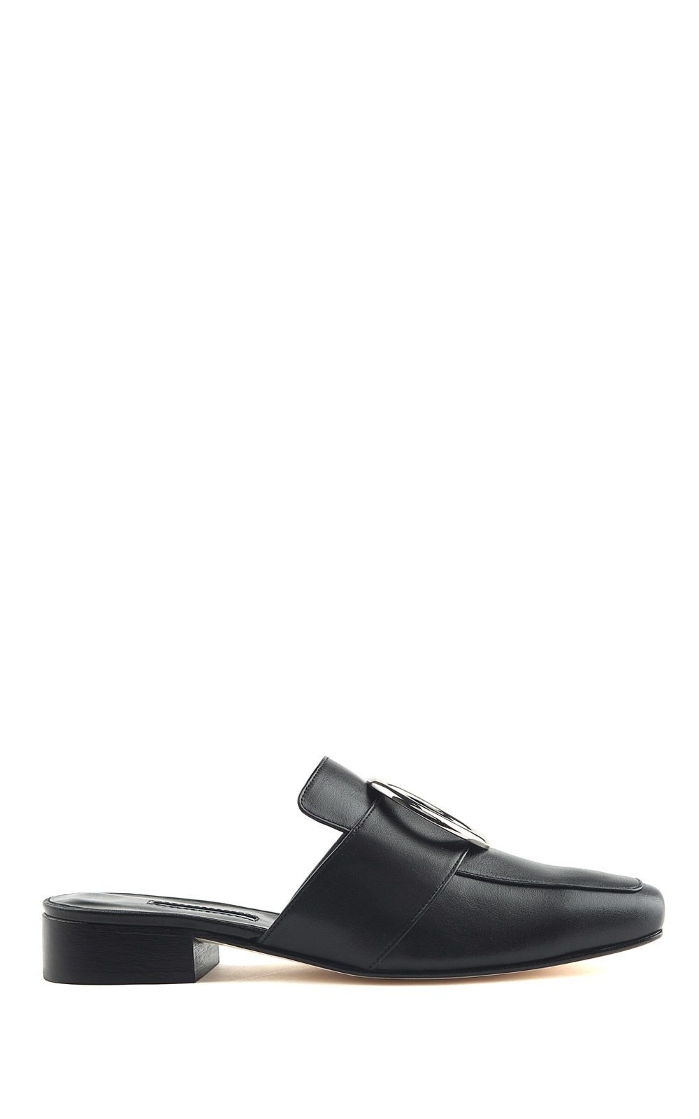 DORATEYMUR Leather Flats WapHB6LS