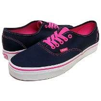 tenis vans feminino authentic azul bebe""