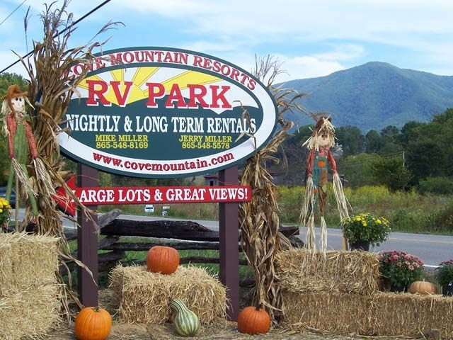 Cove Mountain Rv Resort Rv Parks And Campgrounds Camping In Tennessee Camping Resort