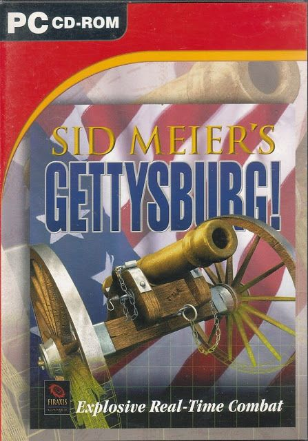 Full Version PC Games Free Download: Sid Meier's Gettysburg! Full PC
