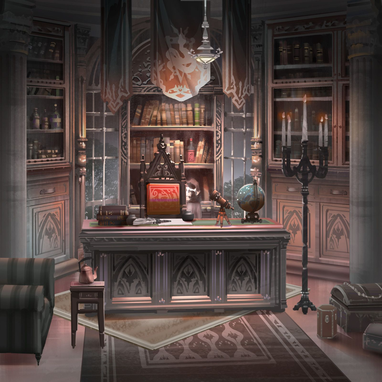 Pin On Rpg The top fantasy rooms