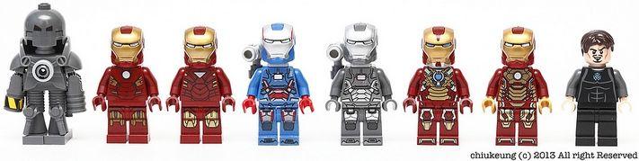 LEGO Super Heroes Iron Man Suits   Lego iron man ...  Lego