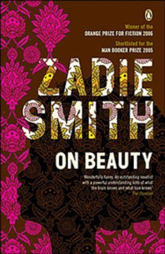 On Beauty By Zadie Smith One Of These Days I M Going To Finish Reading This Book Zadie Smith Zadie Smith Books Book Discussion