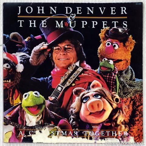 A Christmas Together 2020 John Denver And The Muppets ‎– A Christmas Together (1979) in 2020