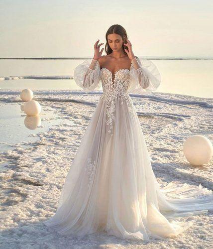 {Dicas Úteis} Todas as tendências de vestido de noiva para 2020