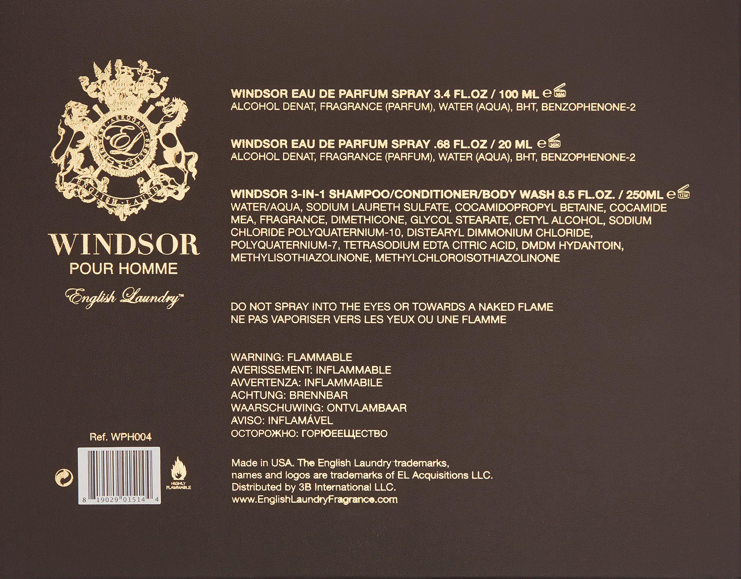 English Laundry Windsor Pour Homme Eau De Parfum Spray Fragrance