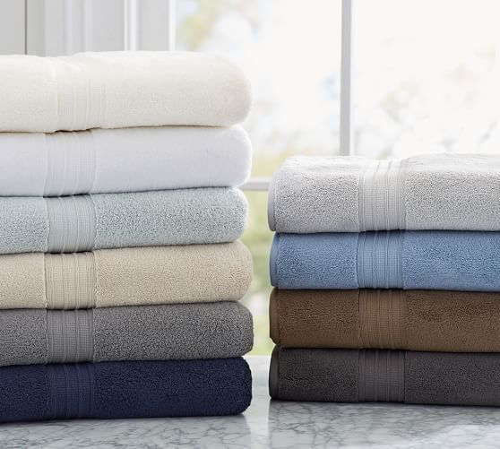 Hydrocotton Quick Drying Towels Towel Bath Towels Pottery Barn