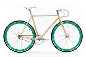 Descubre esta State Bicycle Bel Aire y muchas otras bicicletas fixie y complementos para los amantes de las dos ruedas en la tienda en Facebook de Santa Fixie.