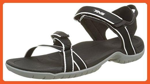 1d5ee773764d9b Teva Verra Women s Walking Sandals - 6 - Black - Sandals for women ( Amazon  Partner-Link)