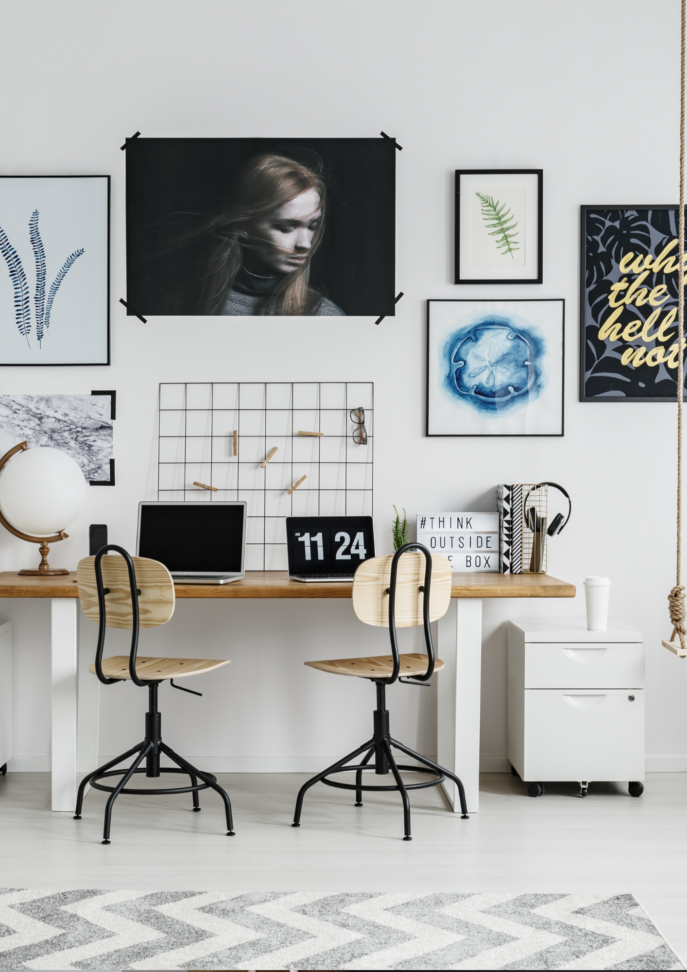Home Office Design Ideas That You Can Easily Do Today