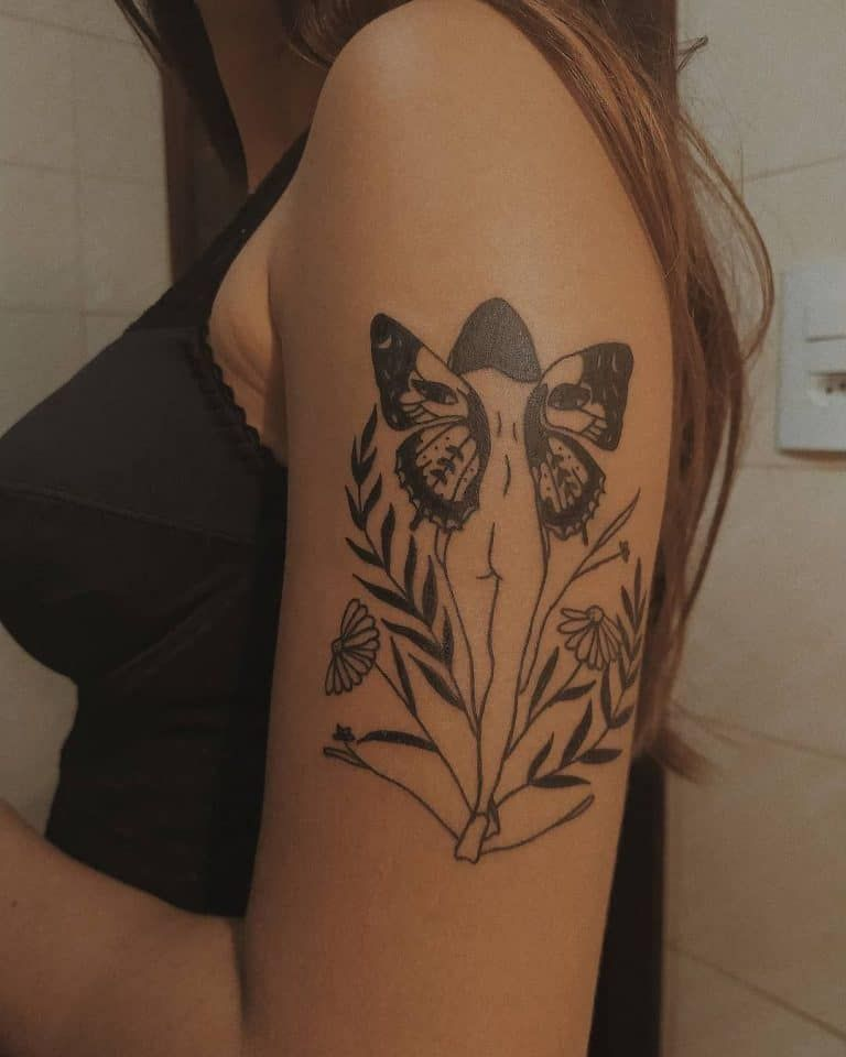 Photo of Top 101 Best Fairy Tattoos [2021 Inspiration Guide]