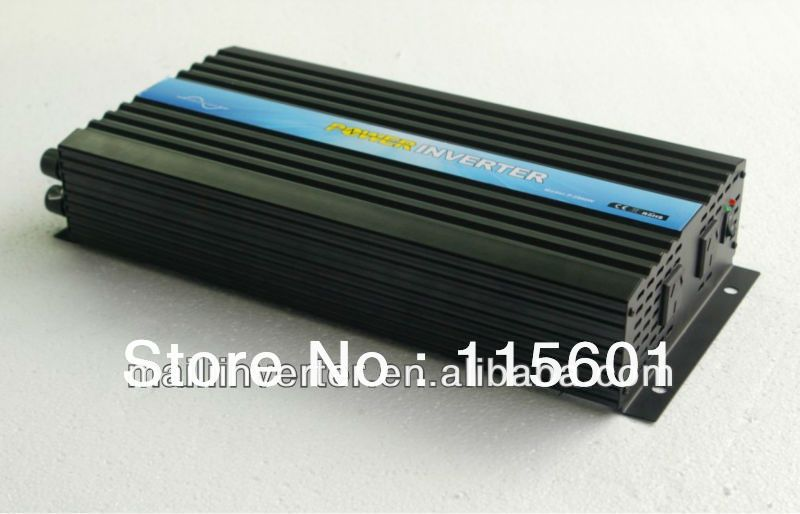 Solar Power Inverter Battery Inverter 2500w 2 5kw Dc12v Ac120v One Year Warranty Solar Power Inverter Solar Power Solar Inverter