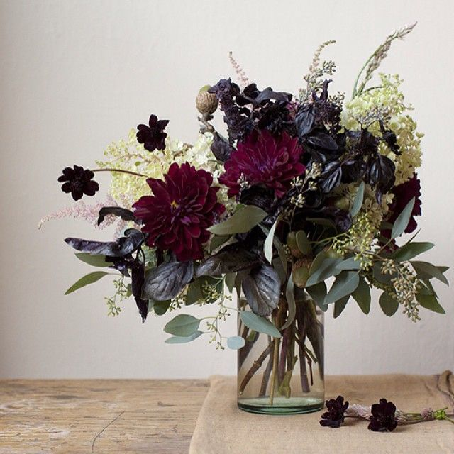 This is a great example of focal point because of the dark flowers it has on it over the bright flowers it has.