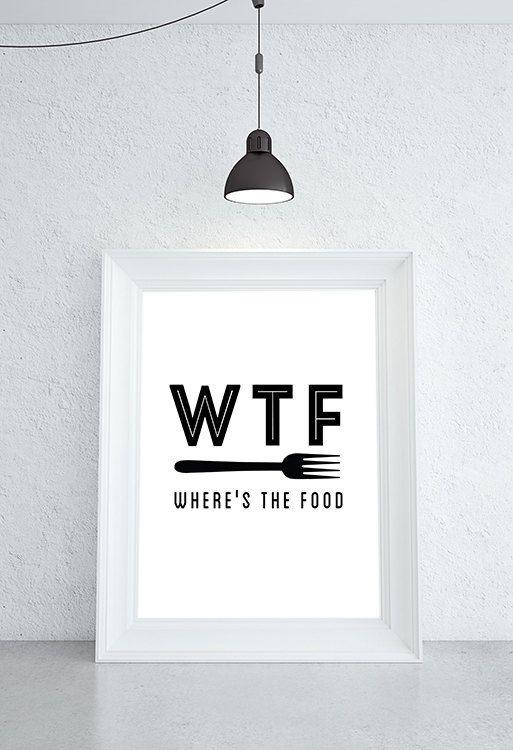 Funny Kitchen Art Kitchen Wall Art Kitchen Wall Decor Kitchen