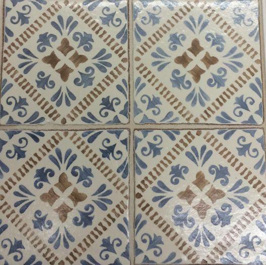 New Maroc Series #Craftsman Court Ceramics #Moroccan Tiles #Hand