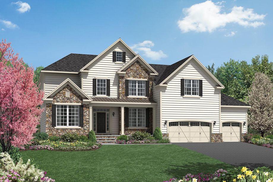 Eden Prairie Woods Luxury New Homes In Eden Prairie Mn Minnesota Home New Homes For Sale New Home Communities