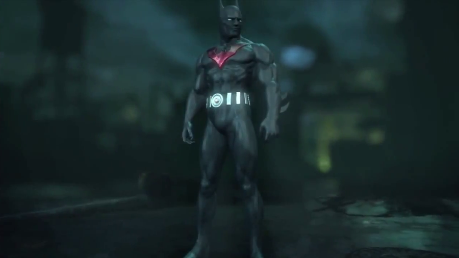So Batman Beyond Arkham Games huh ? Sounds good . Since they keep giving us batma beyond skins it might be safe to say they might try their at Batman Beyond ...