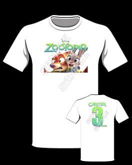 ZOOTOPIA T-SHIRT