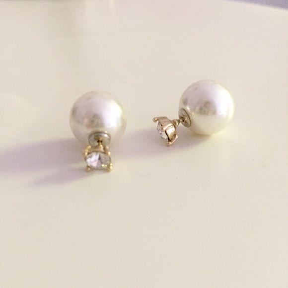Earrings Pearl Jewelry Earrings