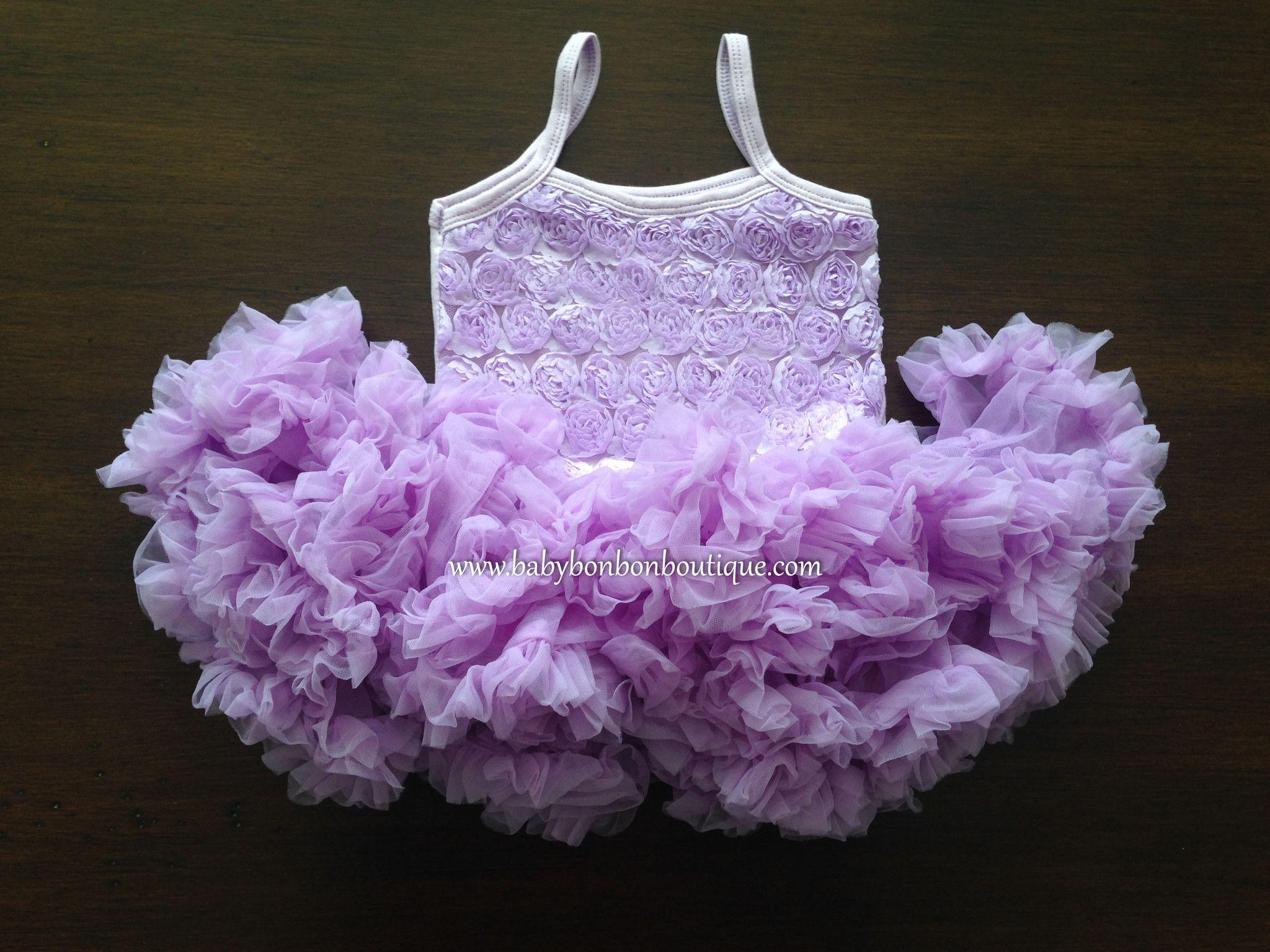 Baby Girl Fluffy Tutu Dress