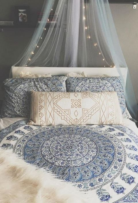 55 Dreamy Bohemian Spaces That Will Make You Swoon | Boho, Bedrooms