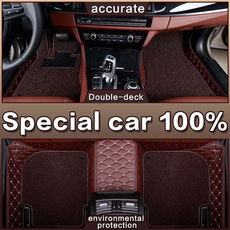 Custom Fit Car Floor Mats For Toyota Reiz Corolla Ex Vios Levin Hybrid 2011 2012 2013 2014 2015 2016 Volkswagen Touran Volkswagen Cc Volkswagen
