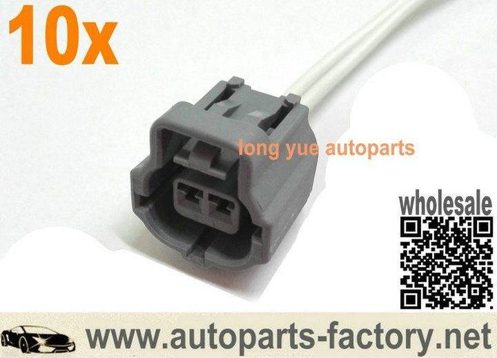 longyue 10pcs ford 6 0 6 0l powerstroke crankshaft position sensor longyue 10pcs ford 6 0 6 0l powerstroke crankshaft position sensor cps connector pigtail 12