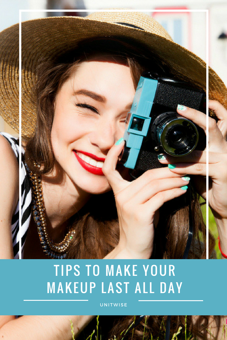 5 Tips to Make Your Makeup Last All Day Makeup yourself