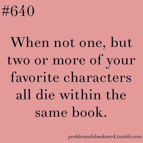 Book Nerd problems applied specifically to Harry Potter? Yes, please. Perfection! ♊️ •19 Problems Only Book Nerds Understand - Buzzfeed•