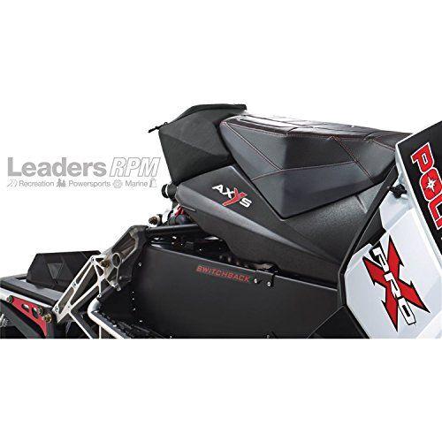 Polaris New OEM Axys Pro Fit Rear Seat Bag Kit 2881463 Ru