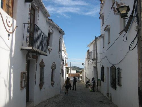 Macharaviaya. Málaga