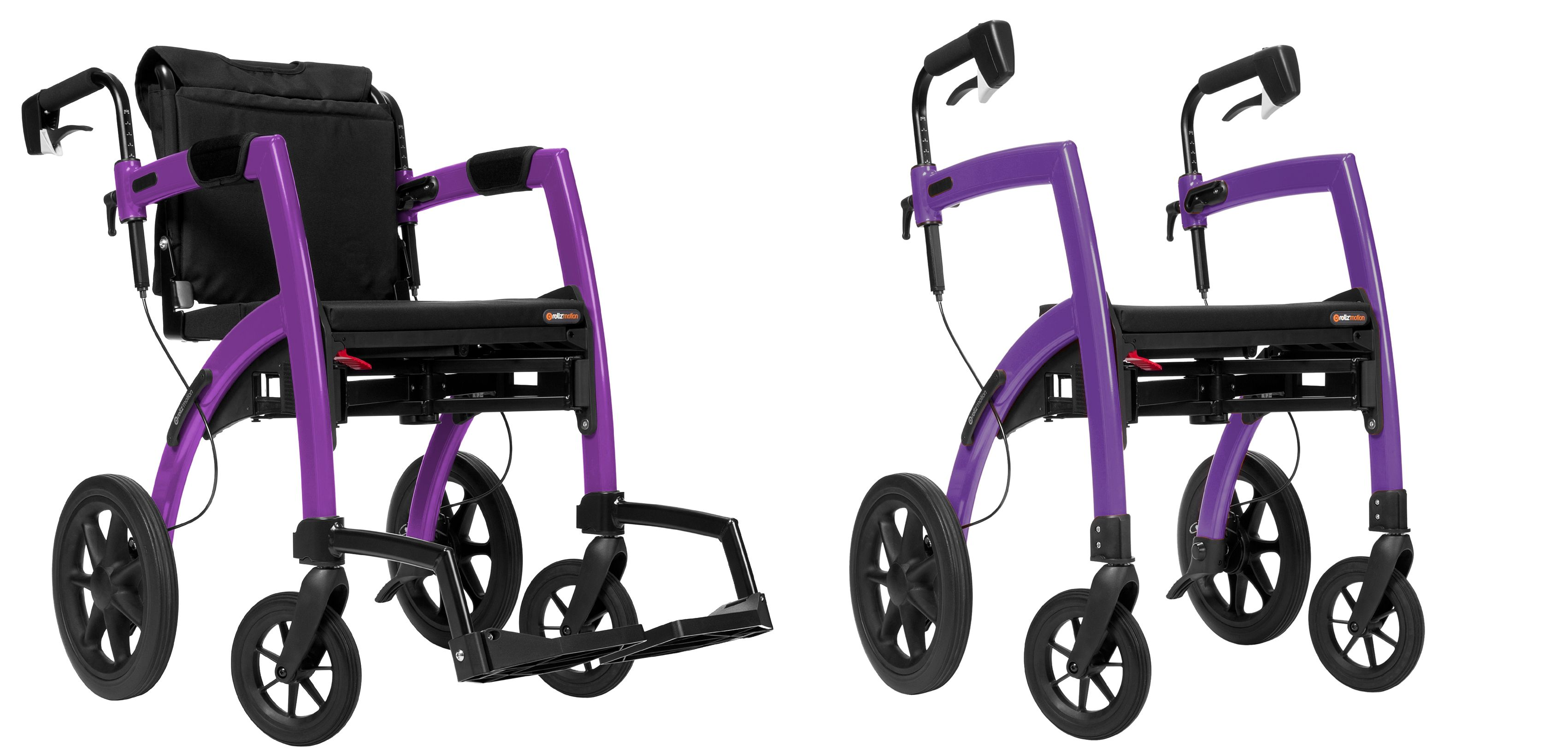 Rollz Motion 2 In 1 Rollator Wheelchair Https Www Google
