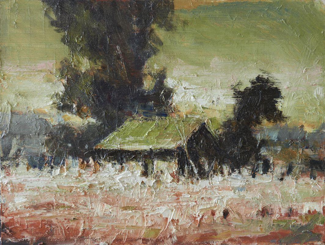 Rett Ashby Art - Blank Title