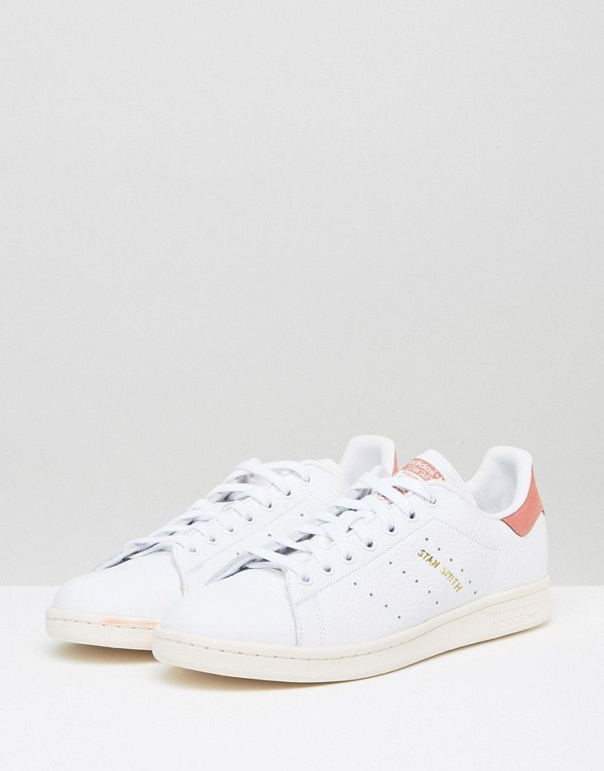 219bf399c546a adidas Originals Stan Smith Sneakers In White CP9702 in 2019 | Shoes ...