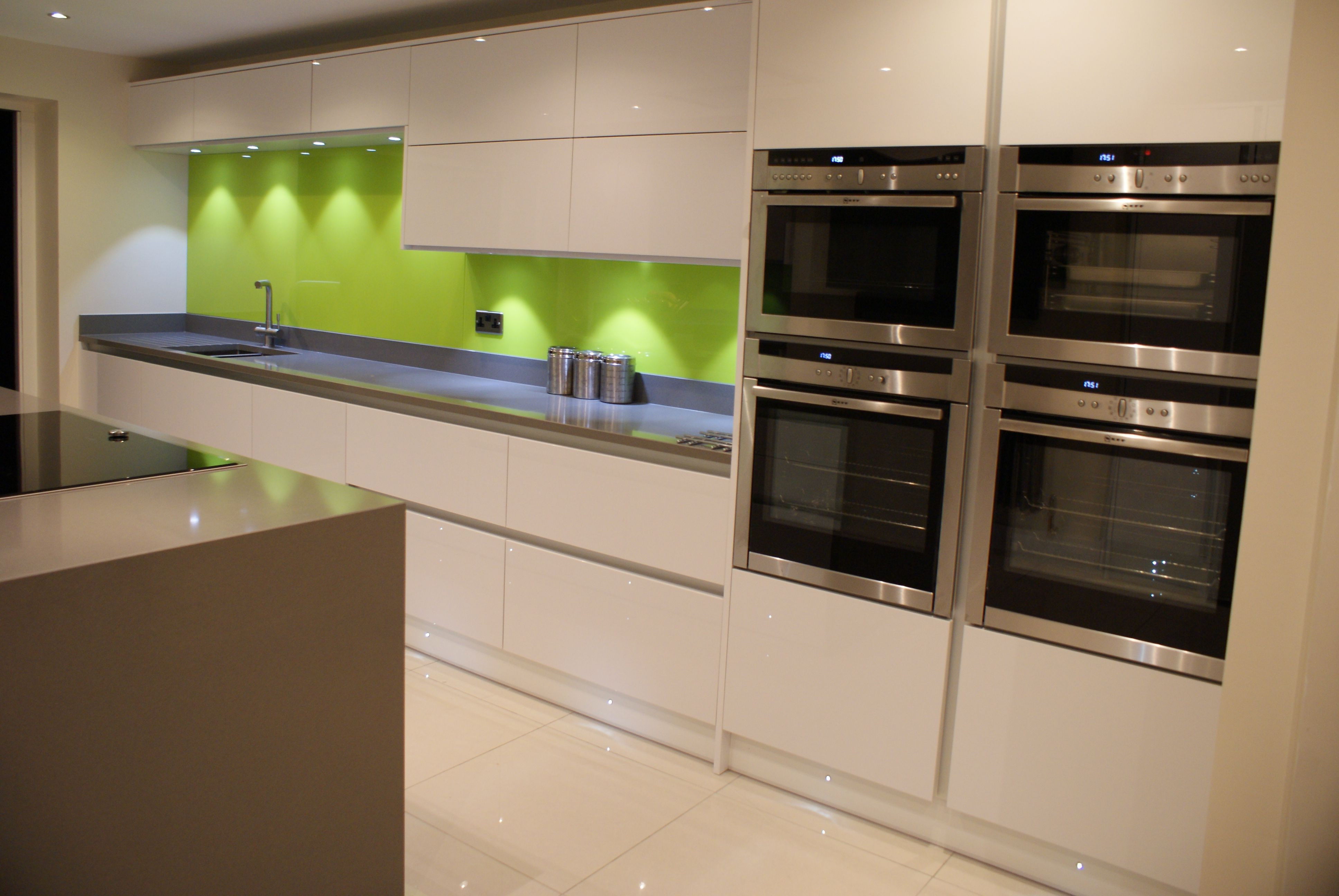 Purple Kitchens, Liverpool Kitchen  Neff Steam Oven C47D22N3Gb Neff