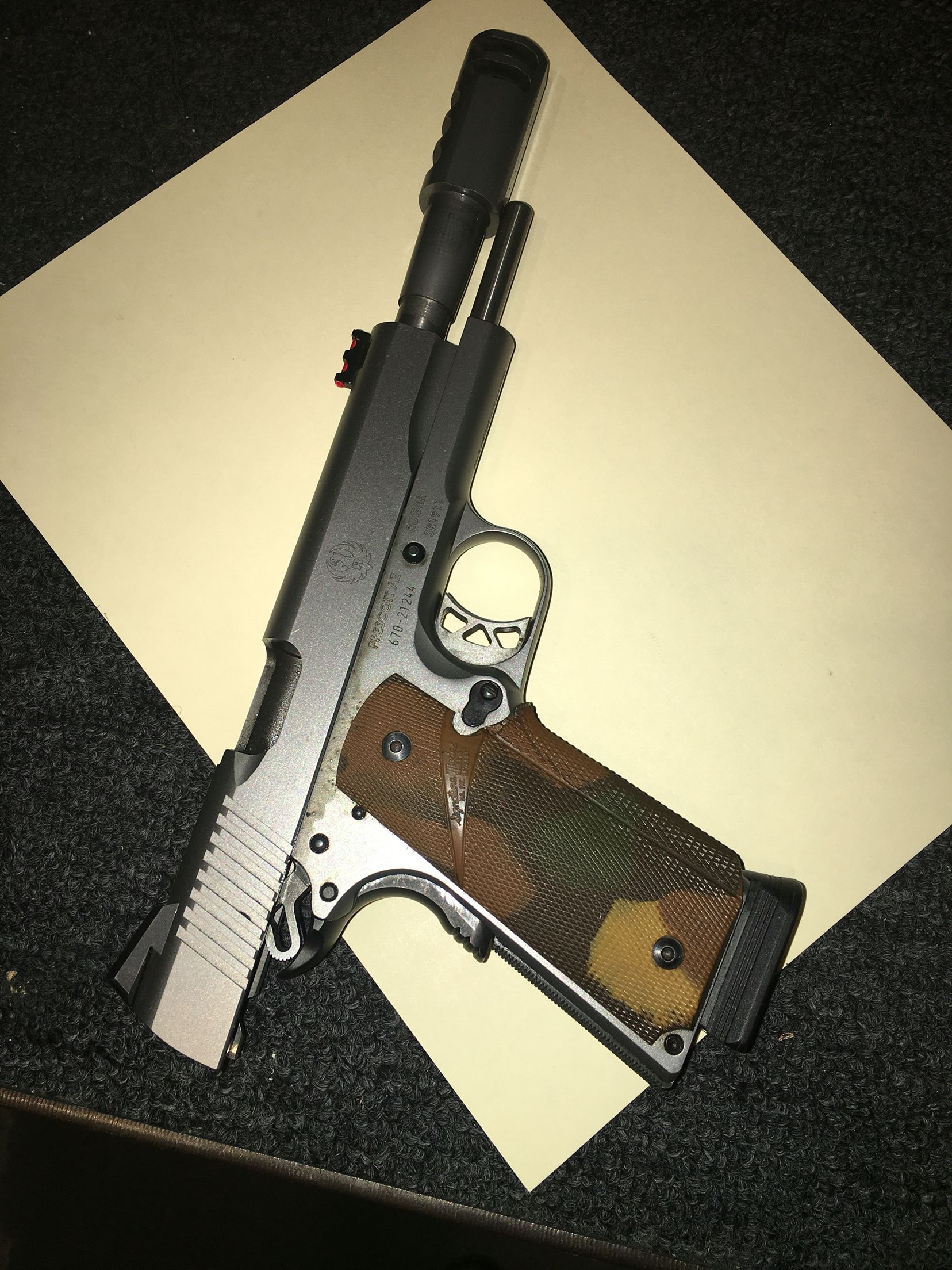 Pin by RAE Industries on Ruger | Ruger lc9, Hand guns, You