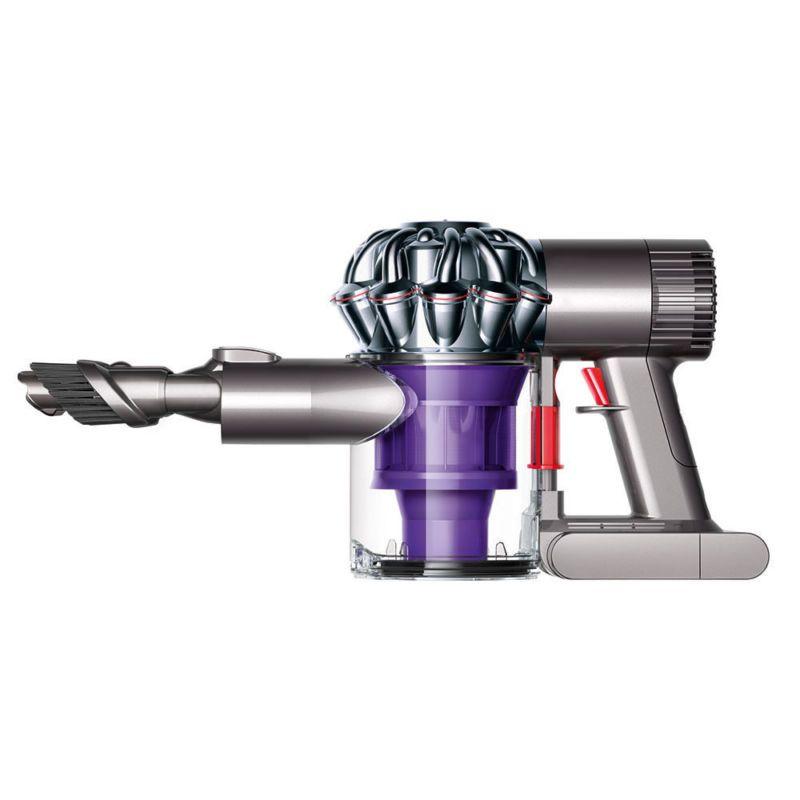Dyson Dc58 V6 Trigger Handheld Vacuum Red Purple Refurbished 20 Off Code Psta Handheld Vacuum Cleaner Handheld Vacuum Cordless Handheld Vacuum Cleaner