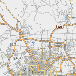 OSM extracts for Beijing in OSM, PBF, Garmin cycle map, Osmand, mapsforge, Navit and Esri shapefile format