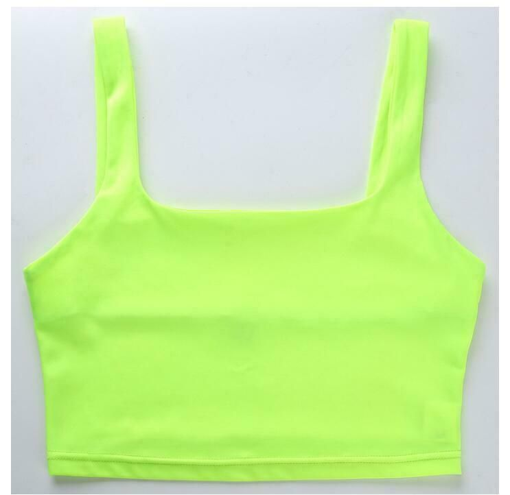 Neon Tank Top Im NOT Lazy