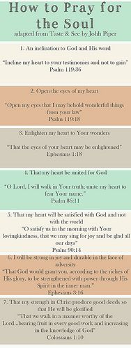 how to pray for the soul by Mjsauer89, via Flickr