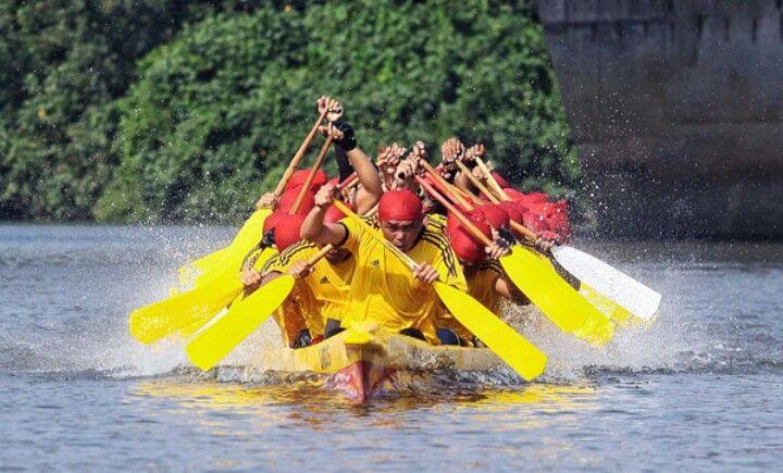 Boat race 'Sarawak Regatta'