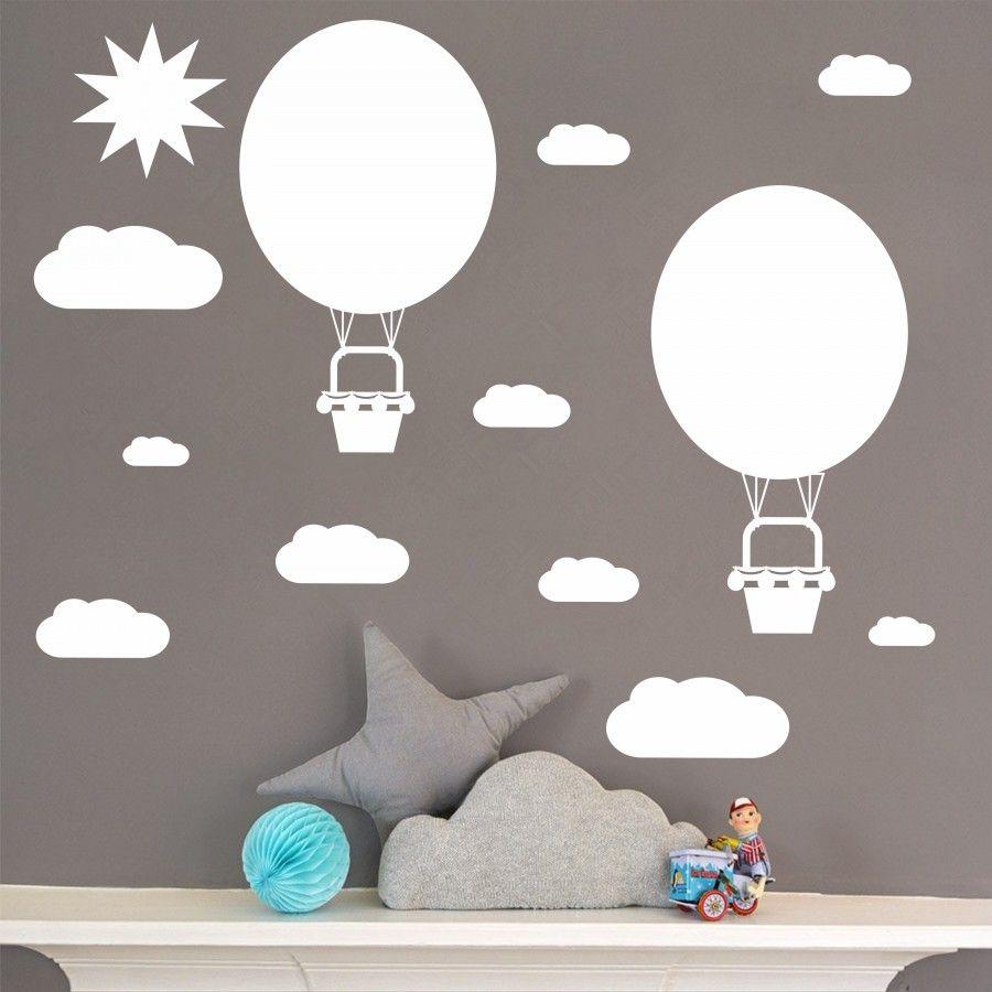 Wandtattoo Kinderzimmer Ballons Nr 296 Wandtattoo Babyzimmer Wandtattoo Kinderzimmer Babyzimmer