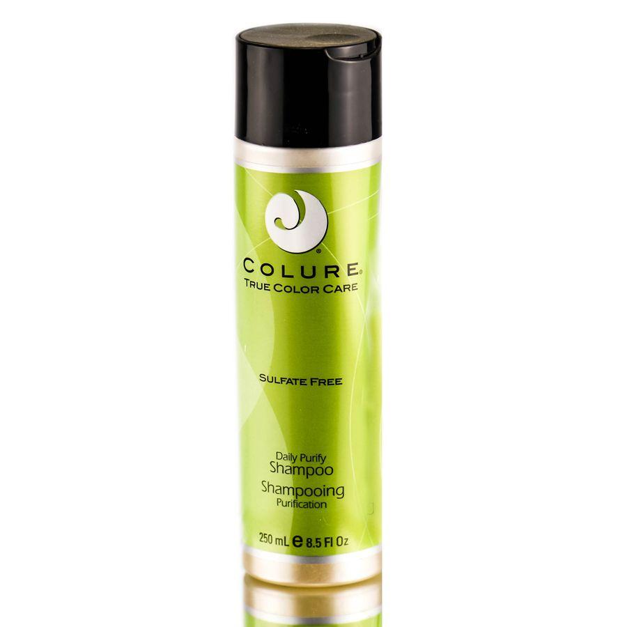 Colure True Color Care Sulfate Free Daily Purify Shampoo