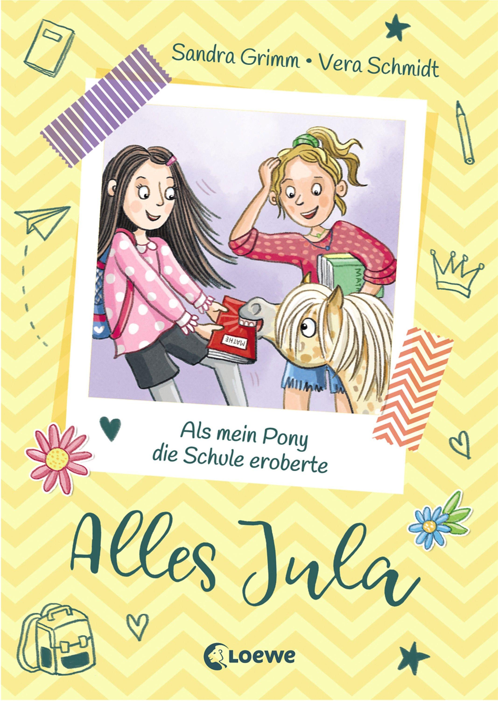Alles Jula 2 Als Mein Pony Die Schule Eroberte Erstlesebuch Fur Madchen Ab 7 Jahre In 2020 Kinderbucher Grimm Bucher