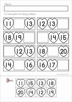 valentine 39 s day math literacy worksheets activities no prep valentine christmas math. Black Bedroom Furniture Sets. Home Design Ideas
