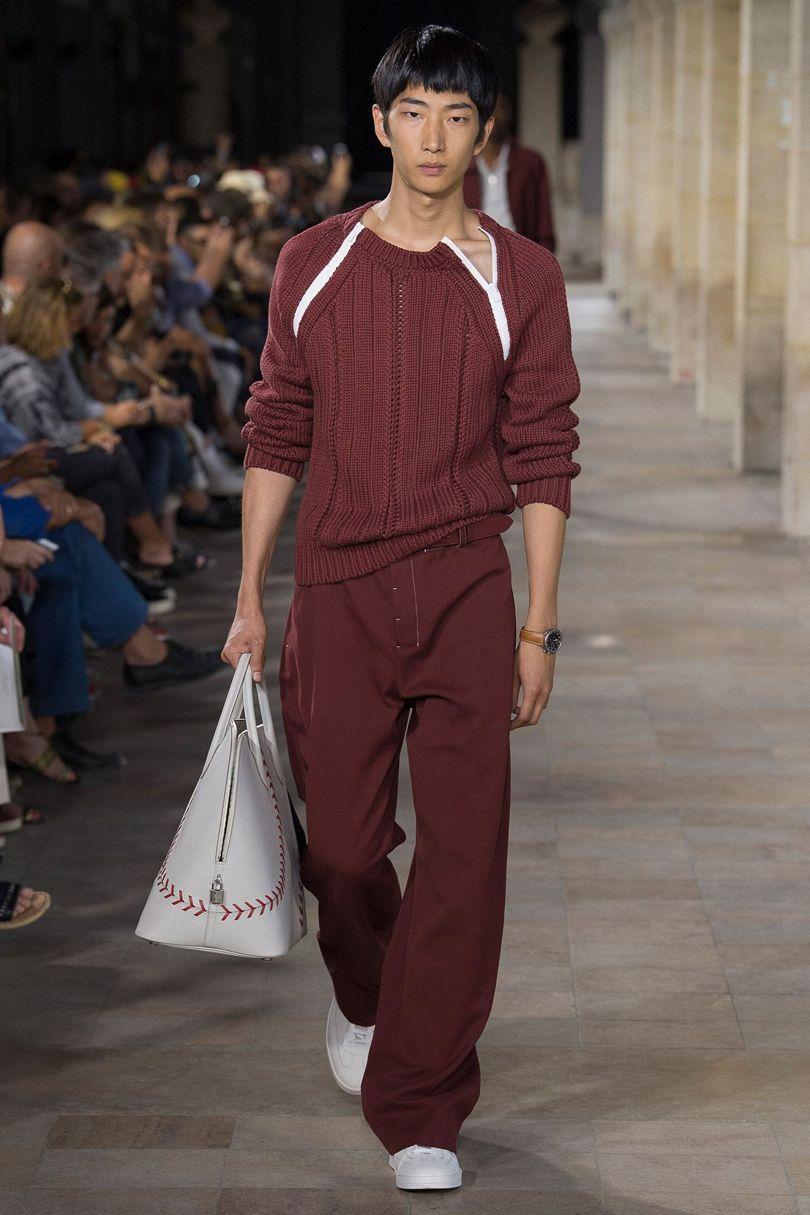 Hermès Spring/Summer 2018 Menswear | British Vogue