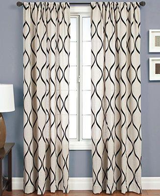 Softline Pavilion Window Treatment Collection