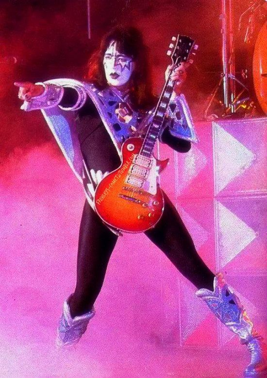 Ace Frehley Ace Frehley Kiss Band Kiss Pictures