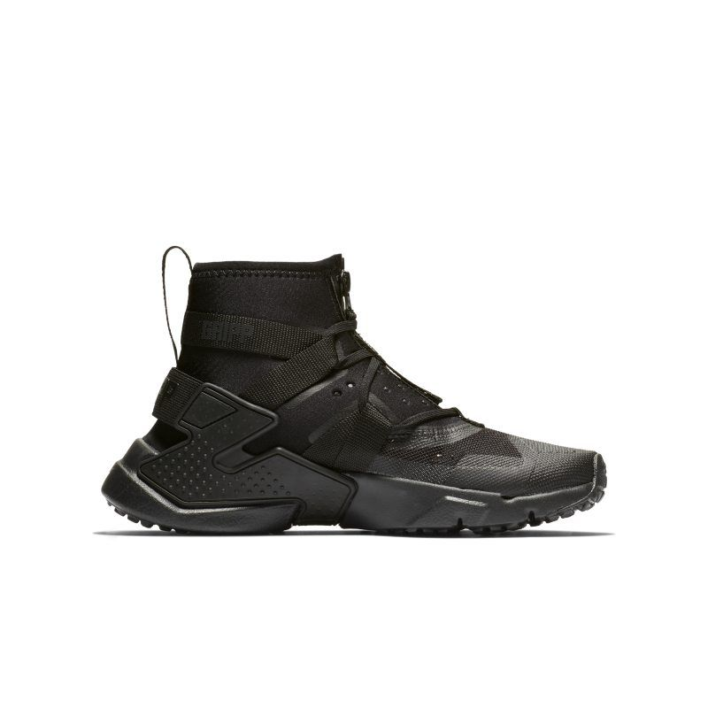 Nike Huarache Gripp Older Kids' Shoe Black