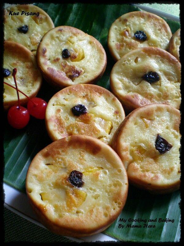 Wadai Roti Pisang Banjar Kalimantan Selatan Roti Pisang Resep Masakan